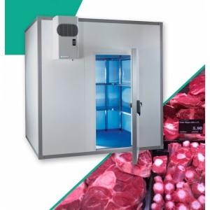 Chambre Froide pour Boucherie Panneaux M2